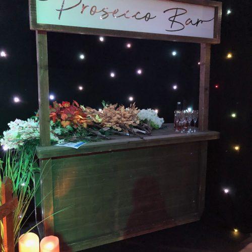 prosecco bar hire yorkshire
